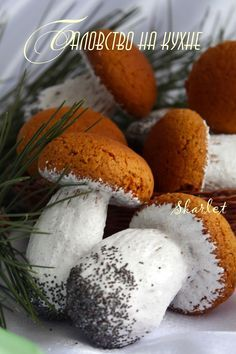 New Baking Christmas Kids Dessert Recipes Ideas Delicious Cookie Recipes, Most Delicious Recipe, Yummy Cookies, Sweet Recipes, Russian Desserts, Russian Recipes, Dessert Recipes For Kids, Köstliche Desserts, Coconut Desserts