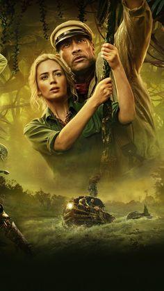 Dwayne Johnson And Emily Blunt In Jungle Cruise 4K Ultra HD Mobile Wallpaper. Dwayne Johnson, Emily Blunt Movies, Jack Whitehall, Disney Nerd, Good Movies, Buy Movies, Awesome Movies, Movies Online, Best Fan