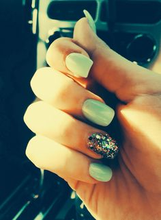 Spring Nails - 'back to our roots' - Donna Murad
