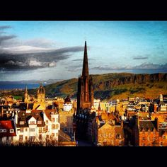 City in Midlothian, Midlothian