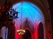 Kotka church Lighting made by Marko Knuuttila illumitech Finland Oy