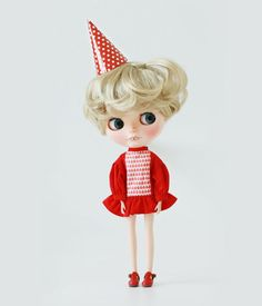 Blythe in party