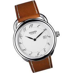 Watches Hermès Arceau, found on polyvore.com