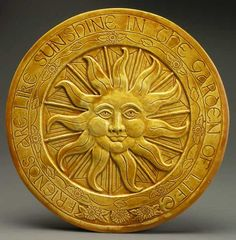 Sun Terracottas For Your Home and Garden