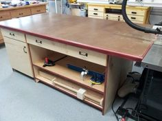New Outfeed for the New Table Saw - by hotncold @ LumberJocks.com ~ woodworking community