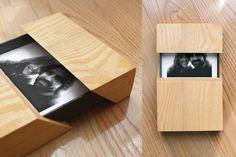 INSTANTES + POLAROID + MADERA + FINE ART = OBJETO <3 Polaroid, Objects, Wood, Polaroid Camera