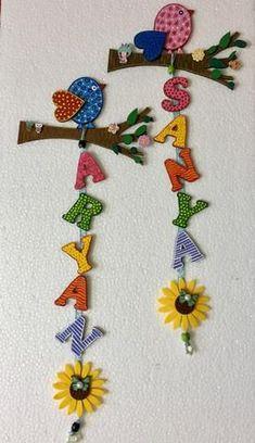 Craft room fai da te 16 Ideas for 2019 Diy Crafts For Bedroom, Diy Home Crafts, Diy Arts And Crafts, Creative Crafts, Hobbies And Crafts, Felt Crafts, Diy Crafts For Kids, Paper Crafts, Diy Bedroom