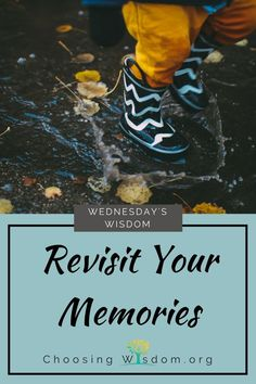 Revisit Your Memories - Sharing experiences connect people together. Making positive memories with others makes friendships. Sometimes, people experience negativity that is outside their control. Those memories also have the power to bind and unify people.