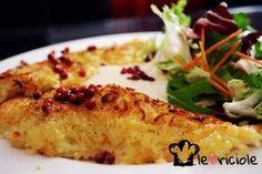 Filetto di branzino al forno in crosta di patate | cucina e casa - leBriciole