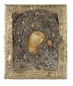 Image result for ceramic icons in russia