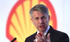 Royal Dutch Shell CEO