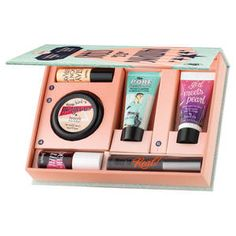 Benefit Cosmetics - Primping with the Stars - Kit de Maquillage chez SEPHORA