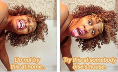 As long as your mom doesn't find out, just throw your friends under the bus! ohhhh glozell.....