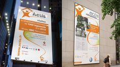 Panneaux Grand Format pour Actis.