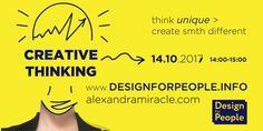 Workshop. Creative thinking. Hungary, Budapest