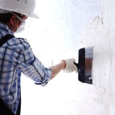 How to Stucco a Cinder Block Wall - my project if we have a dry spring!