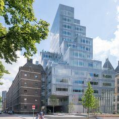Mies van der Rohe Award shortlist 2017: Timmerhuis, Rotterdam, Netherlands, by OMA