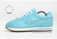 sports shoes c7854 3e075 Nike Cortez Womens Light Blue Black Friday Deals from Reliable Big Discount  !
