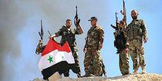 الجيش يستعيد السيطرة على إحدى التلال الحاكمة بريف حماة ويدمر عربات لإرهابيي (داعش) في دير الزور – S A N A