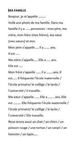 Learn French the Easy Way Basic French Words, French Phrases, How To Speak French, French Quotes, Learn French, French Verbs, French Learning Games, French Teaching Resources, Teaching French