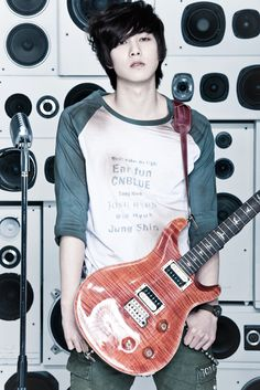 Lee Jong-hyun from CNBlue