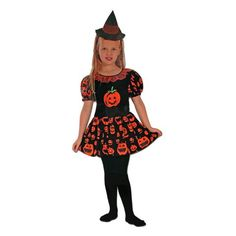 This girls pumpkin Halloween costume with black and white tutu will be a hit at your next dress up party. Includes: Dress Headpiece Sizing Ages: for Height: Chest: Waist: Ages for Height Chest: Waist: Ages for Height Chest: Waist: Pumpkin Tutu, Childrens Fancy Dress, Fancy Dress Outfits, Snow White, Halloween Costumes, Disney Princess, Disney Characters, Collection, Dresses