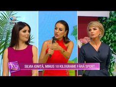 Teo Show (10.07.2020) - Silvia Ionita, minus 10 kilograme fara sport! Cu... Sports, Youtube, Hs Sports, Sport, Youtubers, Youtube Movies