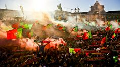 UEFA EURO 2016: Portugal vs France