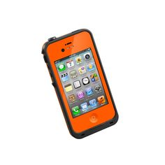 Lifeproof Case for iPhone 4/4S. Waterproof, dustproof, shockproof...lifeproof! My friend has one of these and it is incredible!