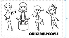 family sticker decal that show your fab family and each members personality