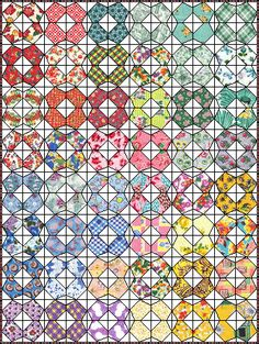 Tallahassee Quilt Pattern from The Quilter's Cache