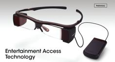 Sony Access Glasses- I cannot wait for my theater to get these!!! Maybe then I could actually ENJOY a movie!