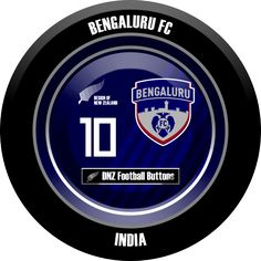 DNZ Football Buttons: Bengaluru FC