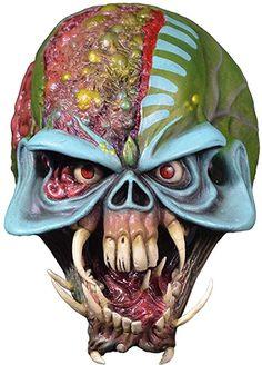 Motorhead Warpig Latex Costume Horror Halloween Mask Official Rock Band Merch