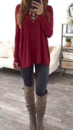 Stunning thanksgiving outfits ideas 17
