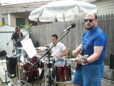 Just Diddlin' (Jonathan A. Demas)   JAD on guitar, Dave Cheesman on drums and Shaggy Docious on bass. Filmed on June 23, 2012.