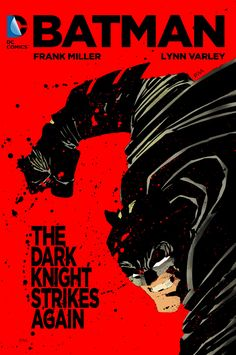 The Dark Knight Strikes Again (2001-2002), Frank Mllier, DC