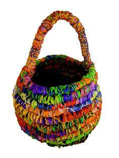 Mavis Ngallametta 'Ik' (Basket) by CIAF2012, via Flickr