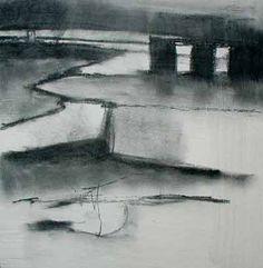 Michael Gemmel Abstract Landscape, Acrylics, Paintings, Artwork, Art Work, Work Of Art, Paint, Auguste Rodin Artwork, Painting Art