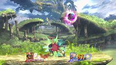 Super Smash Bros. Wii U - Captain Falcon vs Captain Olimar - Frezhor - N...