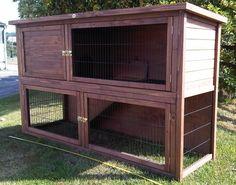 To make for the Rabbits Bunny Cages, Rabbit Cages, Jack Rabbit, Pet Rabbit, Chinchillas, Rabbit Hutch Indoor, Bunny Hutch, Raising Rabbits, Animal Habitats