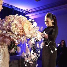Annette von Einem during the Love Passion and Fashion show