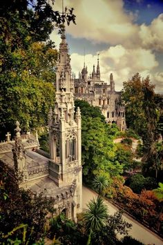 "Quinta da Regaleira Sintra, Portugal Quinta da Regaleira is an estate located near the historic center of Sintra, Portugal. It is classified as a World Heritage Site by UNESCO within the ""Cultural Landscape of Sintra""."