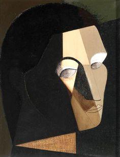 Dezso-Korniss-self-portrait-1930