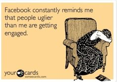 Although I don't have fb anymore I think this would fit...engaged, matured, having babies, etc