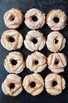 Vanilla Old-Fashioned Doughnuts | Williams-Sonoma Taste