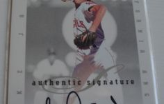 I will sell my AUTO 1996 Mike James Donruss for $6.00
