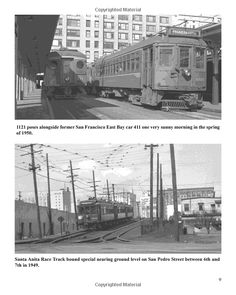 Red Car Era An Album: Memories of Los Angeles and the Pacific Electric Railway Cities In Los Angeles, Downtown Los Angeles, Street Run, San Bernardino County, Long Books, San Luis Obispo County, Riverside County, California History, Lost City