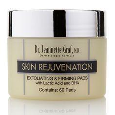 Dr. Graf Skin Rejuvenation Exfoliating Pads AS