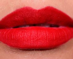 MAC RiRi Woo. Red lipstick by #rihanna